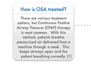 How is OSA Treated?