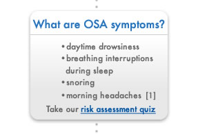 What are OSA Symptoms?